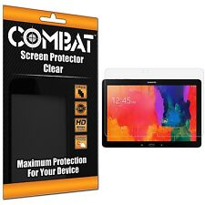 3-Pack COMBAT Screen Protector Film Cover for Samsung Galaxy Note 10.1 2014