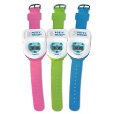 New Toddler POTTY Time WATCH Toilet Training Aid ~ from Authorized Retailer