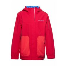 Vaude Campfire IV 3in1 Jacket Kids indian red 2014 rot