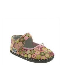 Pediped Annie Potpourri Flower Print Mary Jane Leather Sole 391-PP variety sizes