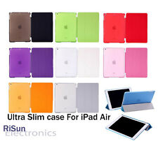 Screen Protector & Ultra Slim Magnetic Smart transparent For iPad Air