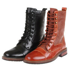 Polar Fox MPX801025 Mens Lace Up Military Combat Work Boot