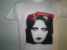 THE ADVERTS TSHIRT punk sex pistols tv smith