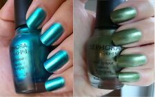 "Sephora by OPI Nail Polish ""Mermaid to Order"" / ""Leaf Him at the Altar"""