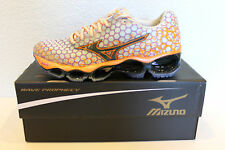 Mizuno Wave Prophecy 3 Womens Running Shoes Dusty Aqua Slate Marigold MANY SIZES