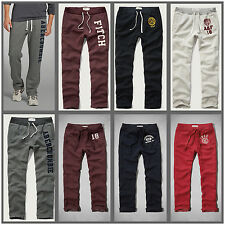 NWT Abercrombie Fitch A&F Classic Sweatpants $68