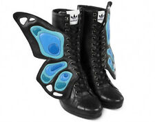ADIDAS JEREMY SCOTT WEDGE BOOTS BUTTERFLY , NEW 100 % AUTHENTIC