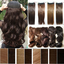 Best Choice Clip In Hair Extensions half straight full head one piece Extension