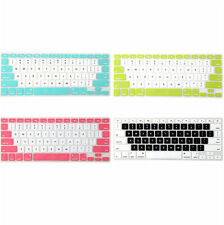 """Keyboard Cover Protector Silicone Skin for MacBook Pro 13"""" 15"""" 17""""iMac Hot"""