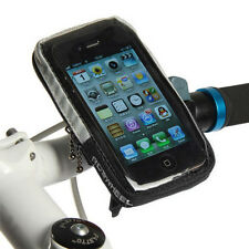 NEW For iPhone 4/4S Cycling Bike Bicycle Handlebar Tube Bag Pouch Pannier Racks