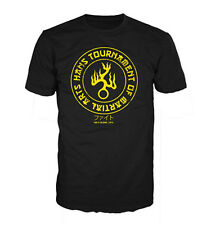 ENTER THE DRAGON INSPIRED TEE, Hans Tournament Of Martial Arts, kungfu bruce lee