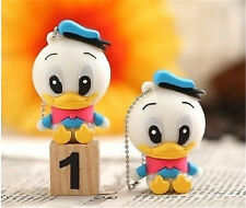 New hot sale 4-32GB Cute cartoon duck model USB2.0 Flash Memory Pen Drive U disk