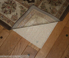 "NONSLIP UNDERLAY NONSKID HEAVY DUTY CARPET RUNNER AREA RUG PAD 1/8"" THICK - NEW"