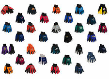 NFL Sport Utility Gloves - Two Tone Gloves for Work & Play - Choose your team!