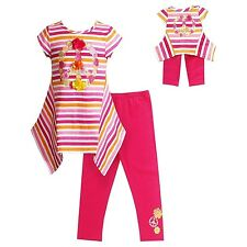 "Dollie & Me Sz 7 8 10 12 & 18"" Doll Matching outfit clothes fits american girls"
