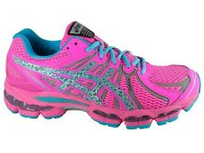 Asics Nimbus 15 Reflective Running Shoes Womens NEW Hot Pink T3B9Q 3593