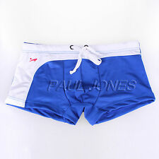 Discount Mens Trunks Bulge Pouch Swimwear Boxer Briefs Shorts Boxers Swiming S~L