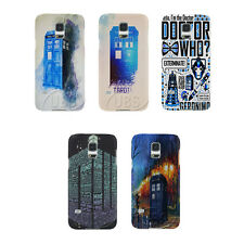 Stylish Mysterious Doctor Who Tradis Hard Case For Samsung Galaxy S3 S4 S5 Mini