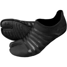 ZEMgear Minimalist Footwear - Ninja Low Split Toe - Black All Sizes, New Version