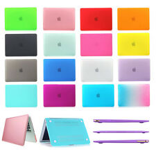 "Rubberized Laptop Hard Case Cover for MacBook Air 11""13""Pro 13""Pro 15""Pro Retina"