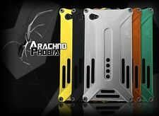 LOOKS GREAT!!  Aluminum Transformers All Metal Case Cover For Apple iPhone 4 4S