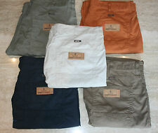 MEN'S WRANGLER TEXAS STRETCH SUMMER WEIGHT CLASSIC CUT CHINO/JEAN 5 COLOURS