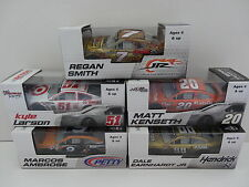 NEW NASCAR 2013 GEN 6 SPRINT & N/WIDE 1/64 SCALE L.E.DIECAST.FORD.CHEVY.TOYOTA