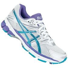 ASICS GT 1000 WOMENS LADIES SUPPORT RUNNING GYM TRAINERS SHOES SIZE UK 3 4