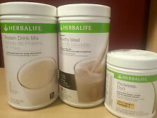 Herbalife Formula 1, Protein Drink Mix & Prolessa Duo - FREE FEDEX SHIPPING