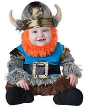 Lil' Viking Baby Infant Baby Boys Pirate Halloween Costume S-L (6 months-2T)