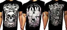 OF MICE AND MEN  T-SHIRT NEW BAND TEE FREE SHIPPING ROCK BAND TEES SM-2X