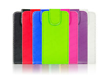 Flip Wallet Leather Case Cover For All Smart Phones Free Screen Protector Stylus