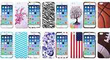 "iPhone 6 6S 4.7"" Image Fashion Design Pattern Hard Plastic Protector Case Cover"