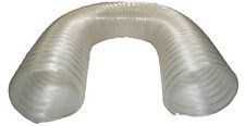 PU Flexible Ducting Hose - Ventilation, Fume&Dust Extraction, Woodworking