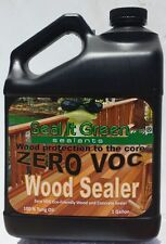 Seal It Green's Zero VOC Wood Sealer / 100% Pure Tung Oil