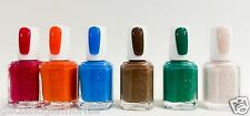 ESSIE Nail Polish Color Lacquer Summer Collection Assorted .46oz/13.5oz