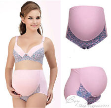 Top Pregnant Woman Clothes High Waist Hip Puerpera Knickers Briefs Pants Panties