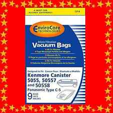 Kenmore Canister Type C Bags 5055, 50557, 50558  Lowest Price!