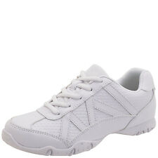 Smarfit Girl's SIZZLE TRACK Shoes WHITE
