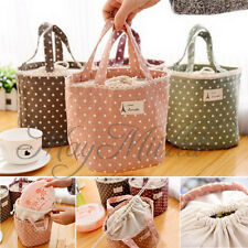Tote Insulated Cooler Thermal Waterproof Picnic Lunch Bag Box Storage Pouch J