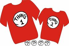 DR. SEUSS THING one 1 2 3 4 5 etc. one two three four five etc Halloween costume