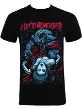 A Day To Remember Beauty and the Beast Men's Black ADTR T-Shirt - NEW & OFFICIAL