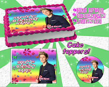 Niall Horan One Direction Birthday cake topper Edible picture paper sugar image