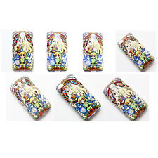 The Legend Of Zelda Stained Glass Pattern Case Cover For iPhone Samsung Galaxy