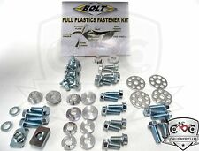 Bolt Motorcycle Hardware Honda Full Plastic Fastener Kits Set Bodywork CR CRF