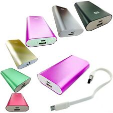 5200MaH POWER BANK EMERGENCY BATTERY CHARGER FOR XIAOMI REDMI NOTE