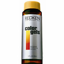 Redken Color Gels Hair Color - GN, NG, R, RB, RO, RV, WG - FREE SHIPPING