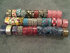 Duck Brand Duct Tape, New and discontinued limited edition rolls! All packaged!