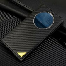 Carbon fiber Snap On Case Cover CCF-345G Flip Quick Circle for LG G3 D855