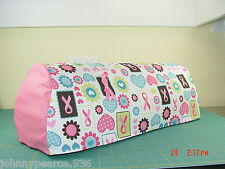 New Cricut Expressions and Expressions 2 Machine Dust Cover 100%Cotton Fabric